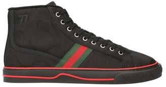 Gucci GG Tennis high-top sneakers