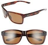 Smith Optics Men's 'Drake' 61Mm Polarized Sunglasses - Black
