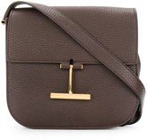 Tom Ford flap shoulder bag - women - Calf Leather - One Size