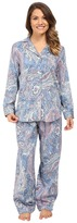Lauren Ralph Lauren Petite Cotton Sateen Pajamas
