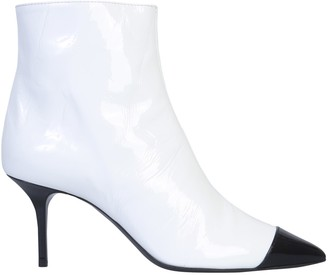 MSGM Glossy Boot