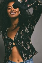 Thumbnail for your product : Free People Amelia Printed Blouse