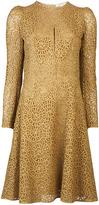 Carven L/sl Lace Dress
