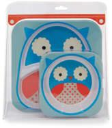 Skip Hop Owl Zoo Melamine Set