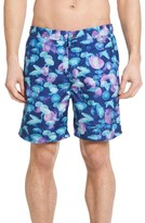 Peter Millar Men's Moon Jellies Swim Trunks