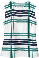Oscar de la Renta striped tank