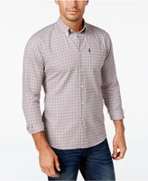 Barbour Men's Elwood Check Long-Sleeve Shirt