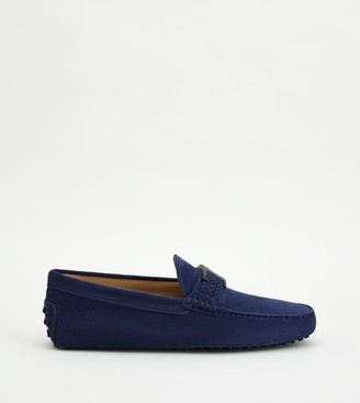 Tod's Gommino Driving Timeless Shoes in Suede