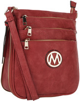 Mkf Collection By Mia K. MKF Collection by Mia K. Women's Handbags Red - Red Salome Expandable Crossbody Bag