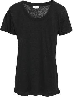Mikoh Kyoto Slub Linen-jersey T-shirt