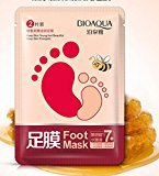 Hot Sale! 1 Pair Exfoliating Peel Foot Mask,Canserin Foot Mask Baby Soft Feet Remove Callus Hard Dead Skin