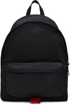 Givenchy Black Logo Strap Urban Backpack