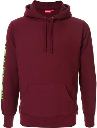Supreme Anti Hero hoodie