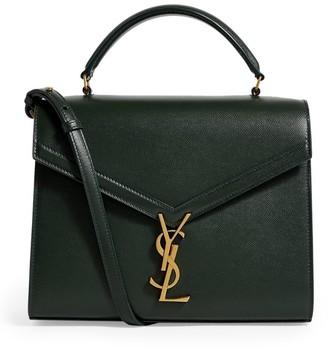 Saint Laurent Cassandra Monogram Top Handle Bag