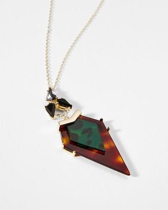 Ted Baker Arrow Crystal Pendant