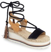 Marc Fisher Women's Gerald Platform Sandal