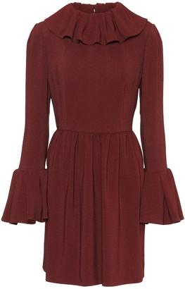 Valentino crepe dress