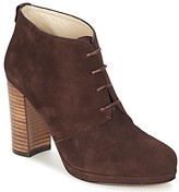 Betty London PANAY women's Low Ankle Boots in Brown