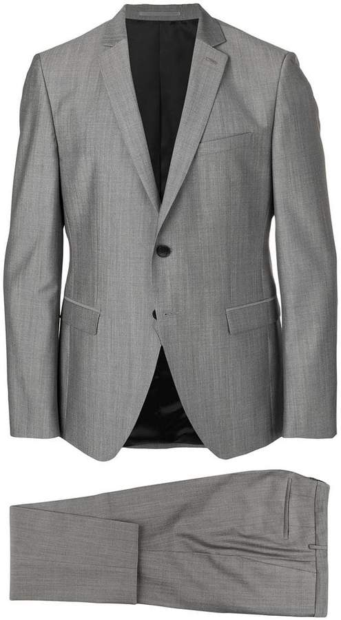 19f9d3e4 HUGO BOSS Grey Suits For Men - ShopStyle Canada