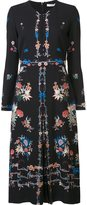 Vilshenko floral print dress - women - Silk - 14