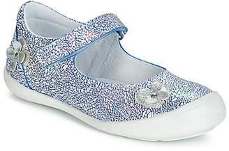 Citrouille et Compagnie JALIPOME girls's Shoes (Pumps / Ballerinas) in Blue