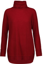 Magaschoni Cable-Knit Cashmere Turtleneck Sweater