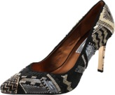 True Grit IVY KIRZHNER Embellished Beaded Pump