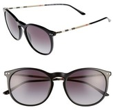Burberry Women's 54Mm Sunglasses - Black Gradient