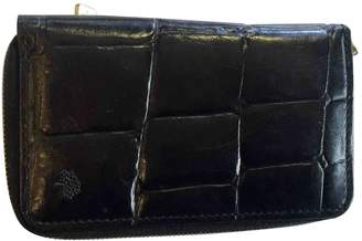 Mulberry Black Leather Purses, wallets & cases