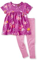 Tea Collection Infant Girl's Southern Wonders Tee & Leggings Set