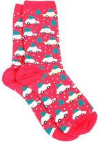 Hot Sox Women's Graphic Socks
