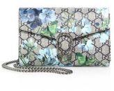 Gucci Bloom Chain Strap Canvas Crossbody