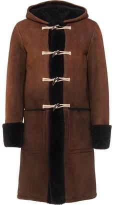 Prada Mid-Length Duffle Coat