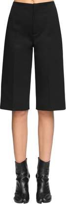 Maison Margiela Neoprene Canvas Shorts