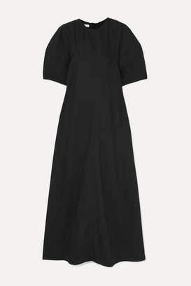 Co Twill Maxi Dress - Black