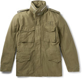 Wacko Maria - M-65 Cotton-canvas Field Jacket