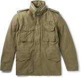Wacko Maria M-65 Cotton-Canvas Field Jacket