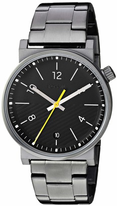 Fossil Men's Barstow Quartz Watch with Stainless-Steel-Plated Strap