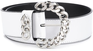 Kate Cate B23 chain-buckle belt
