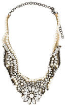 Valentino Embellished Collar Necklace