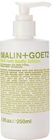 Malin+Goetz Rum Body Lotion in Beauty: NA.
