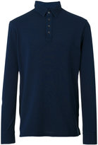 Hackett classic polo top - men - Cotton - M
