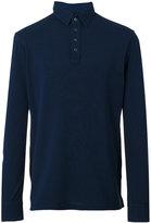 Hackett classic polo top - men - Cotton - XL