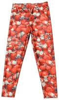 JOYHY Kids Girls Elastic Waist Stretchy Printed Leggings Pants Footless Tights