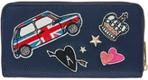 Accessorize London Patch Wallet