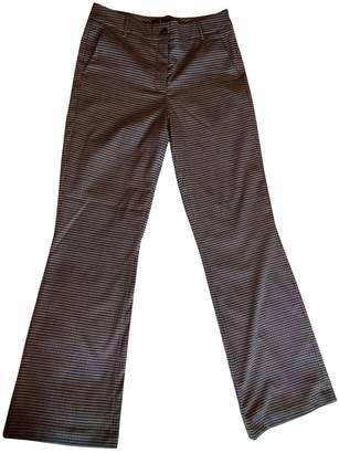 Baukjen Camel Trousers for Women