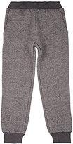 Paul Smith Cotton Fleece Sweatpants-GREY