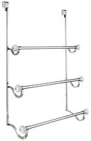 InterDesign York Over Shower Door Towel Rack
