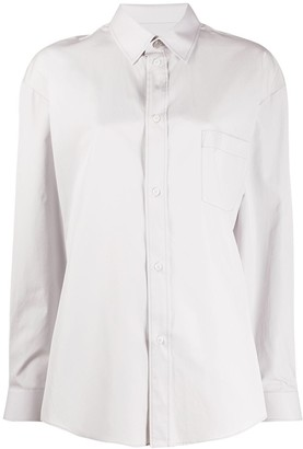 Maison Margiela Fitted Classic Shirt