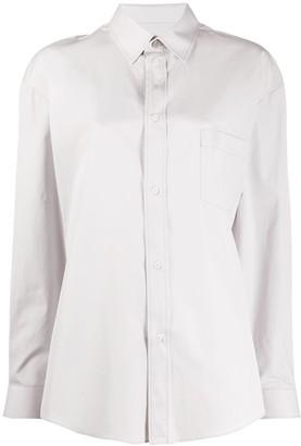 Maison Margiela fitted classic shirt